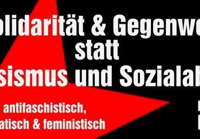 Wir dürfen vorstellen:  linksjugend ['solid] Ravensburg