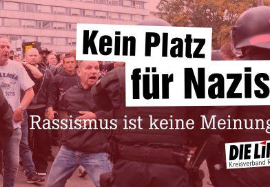 Kritik an Umgang der Behörden mit Nazi-Protesten in Chemnitz